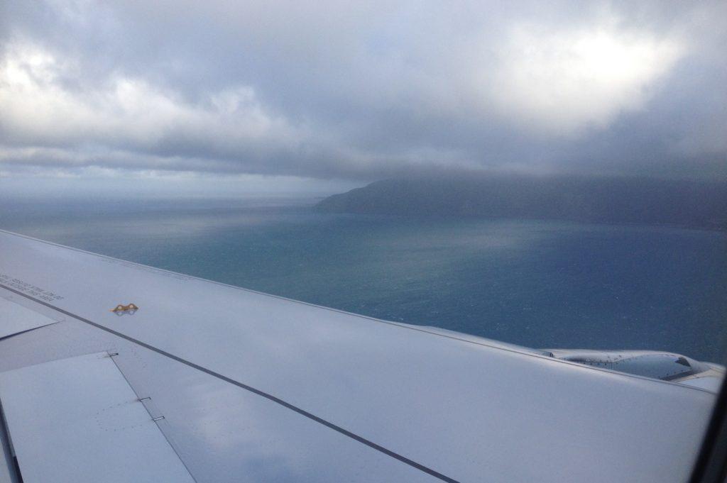 Bonjour Wellington (accueillants ces nuages) !