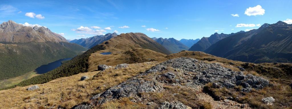 Perdus dans l'immensité sauvage du Fiordland