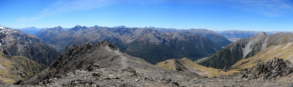 Et un autre bout de panorama depuis le sommet