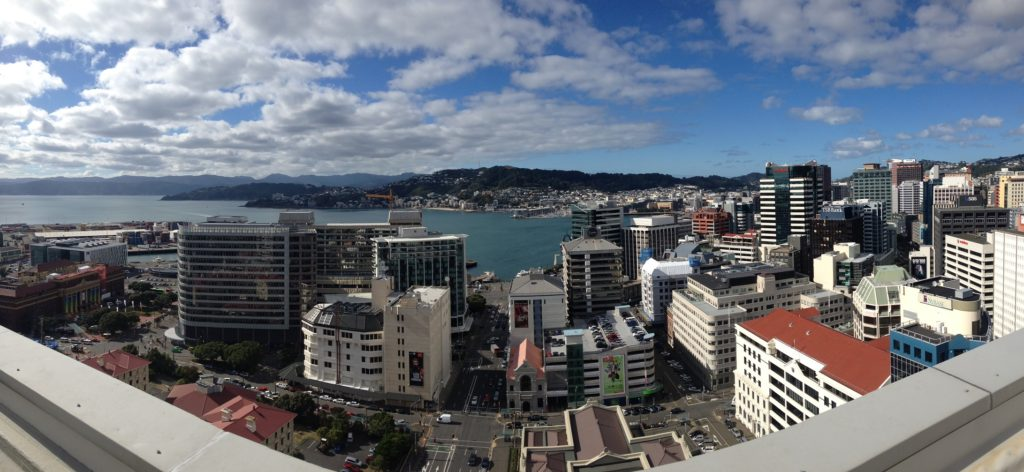 Rooftop à Wellington