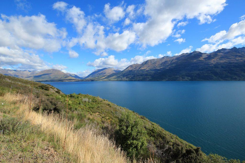 Lac Wakatipu (pour une journée de pluie, c'est plutôt pas mal)