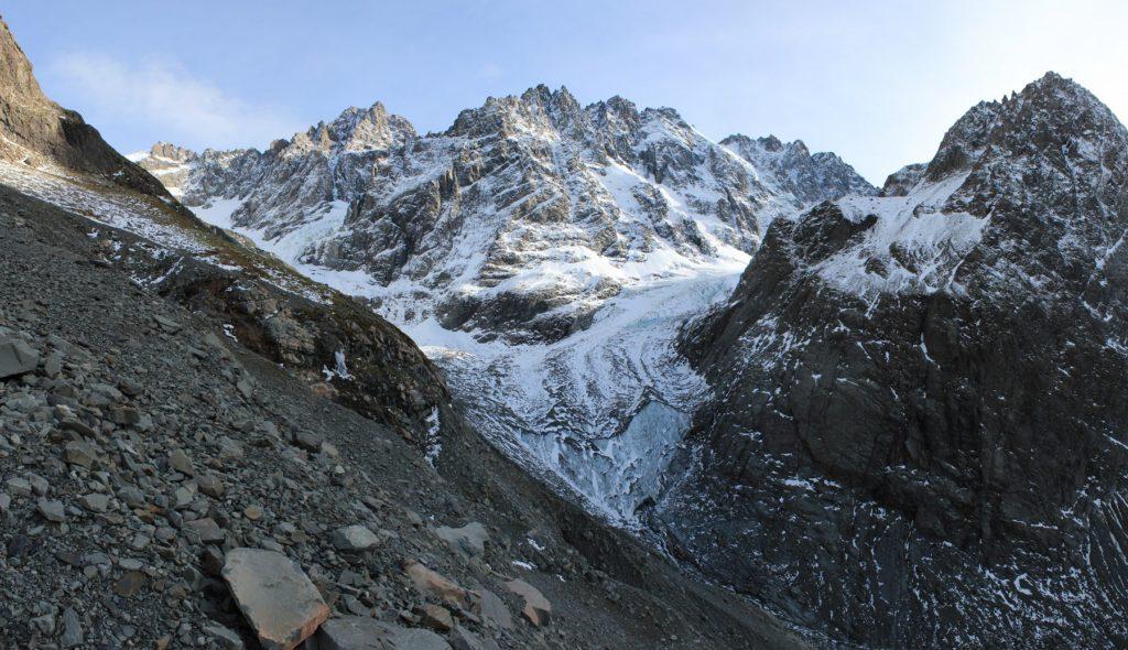 Cameron glacier