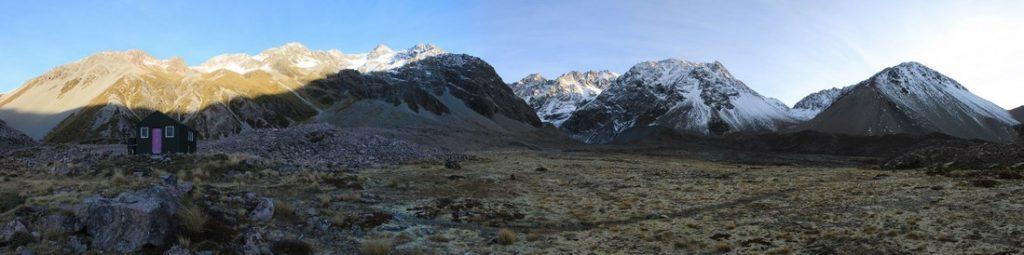 Panorama autour du refuge
