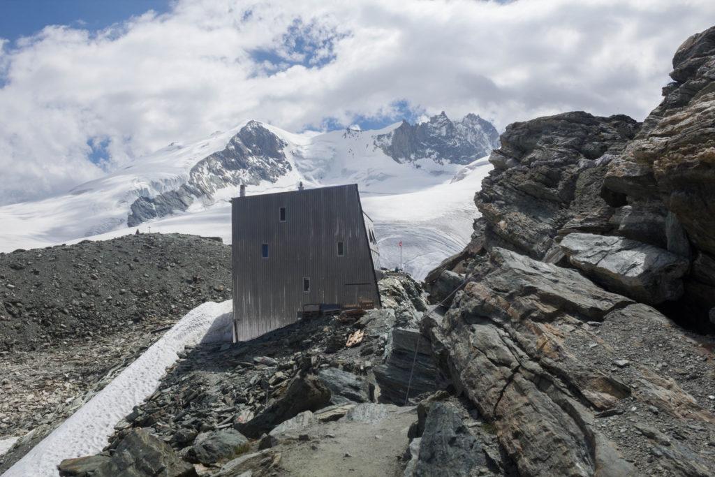 Cabane de Tracuit