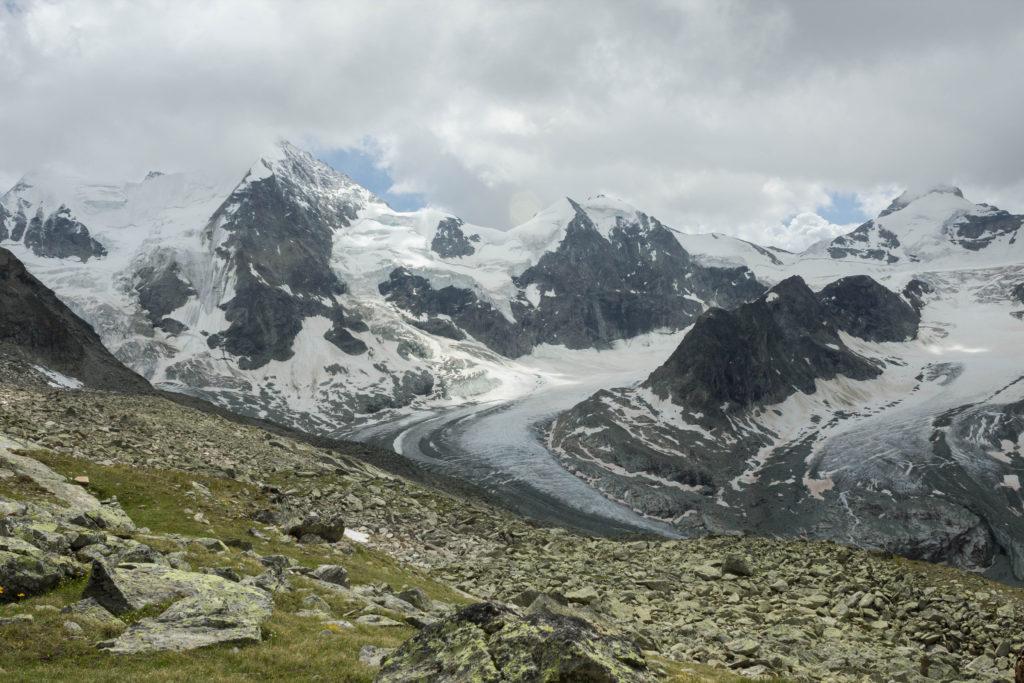 Les glaciers dégoulinent de partout