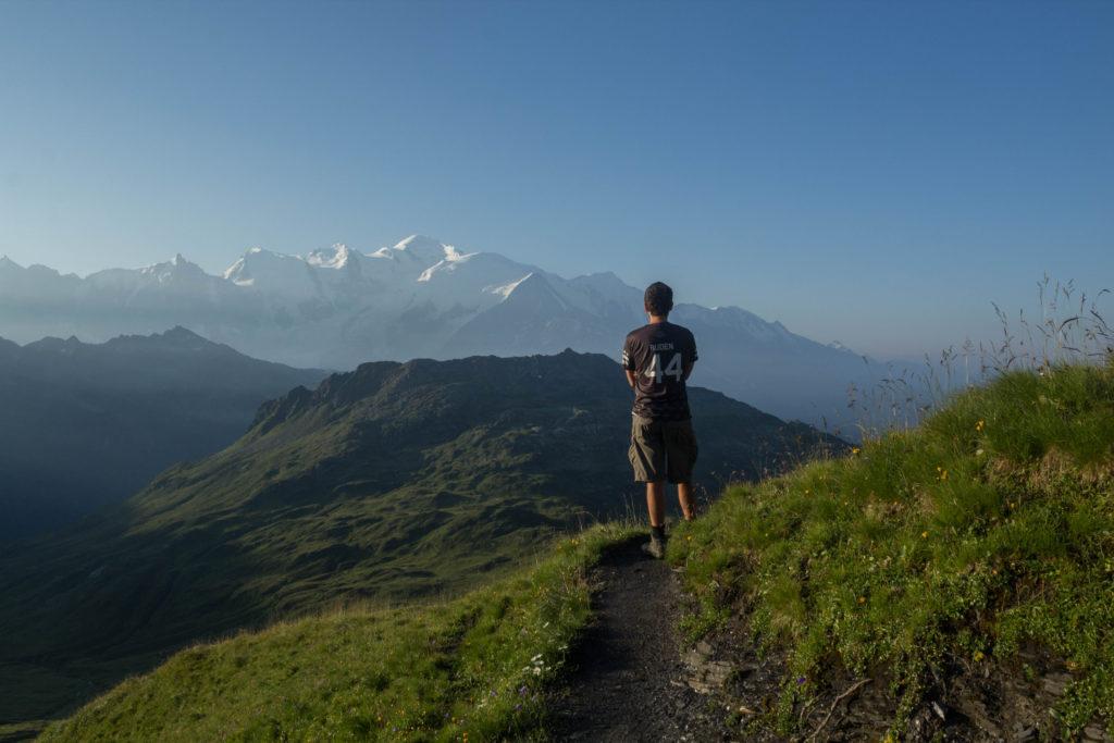 Bonjour Mont-Blanc
